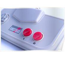Amstrad GX400 Game Pad Poster