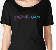 Blue Violet The Chainsmokers Women's Relaxed Fit T-Shirt