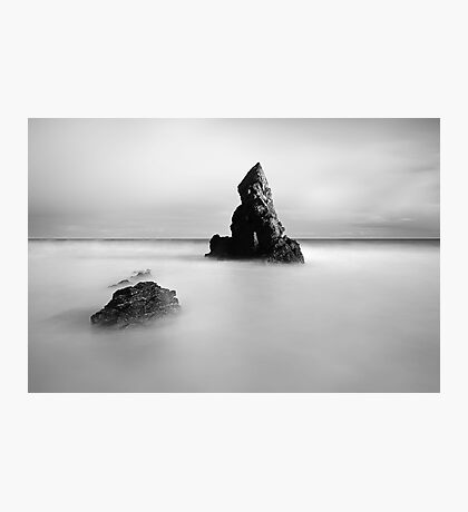 Sango Bay Stack Photographic Print