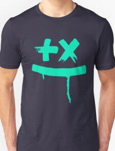 MARSHMELLOW BLUE CYAN Unisex T-Shirt