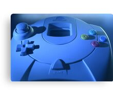 Dreamcast Game Pad Canvas Print