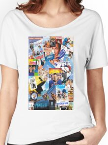 adam sandler collage Women's Relaxed Fit T-Shirt