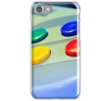 SNES Game Pad iPhone Case/Skin