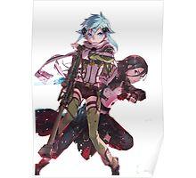 Sword Art Online/Gun Gale Online Poster