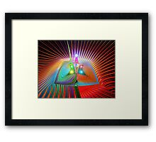 SplitsCylVania 19: The Fifth Element  (UF0329) Framed Print