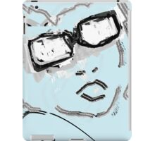 an acquired taste - this won't take but a minute 2  iPad Case/Skin
