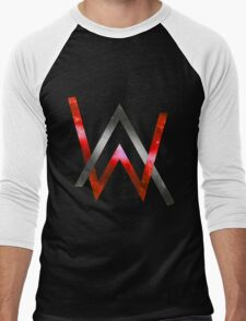 ALAN WALKER RED  Men's Baseball ¾ T-Shirt