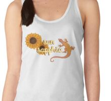 Sun Sapphic Women's Tank Top