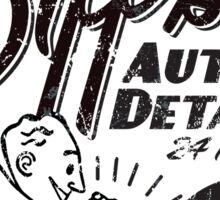 Biffs Auto Detailing Sticker