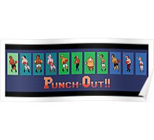 Punch out Poster