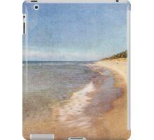 Walk Along Lake Michigan iPad Case/Skin