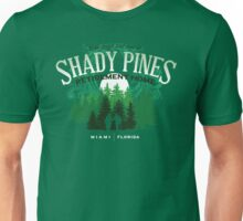 Shady Pines Retirement Home Unisex T-Shirt