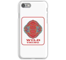 WILD THING. Symbolic Clothes, Prints, & Stickers. iPhone Case/Skin