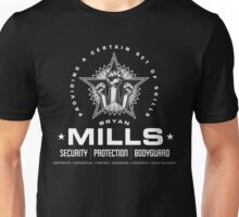 Bryan Mills Protection Services Unisex T-Shirt