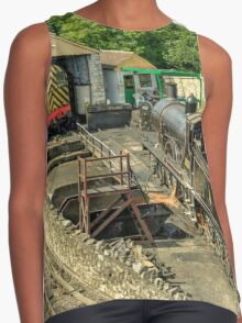 Swanage MPD  Contrast Tank