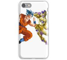 Goku vs Frieza iPhone Case/Skin