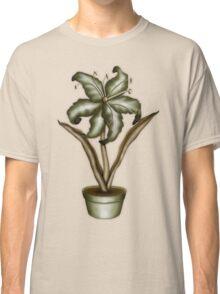 Flower & Pot II Classic T-Shirt