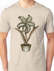 Flower & Pot II Unisex T-Shirt