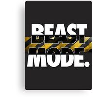 BEAST MODE - EPIC EDITION Canvas Print