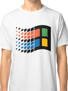 Windows 95 Logo Classic T-Shirt