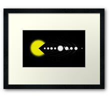 Solar Expansion 2.0 Framed Print