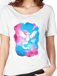Pokemon Team Mystic Women's Relaxed Fit T-Shirt