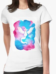 Pokemon Team Mystic Womens Fitted T-Shirt