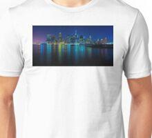 Manhattan After Dark Unisex T-Shirt