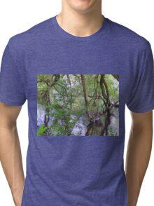 The Duck Tri-blend T-Shirt