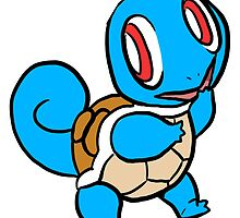 CUTE SQUIRTLE by Iris-sempi