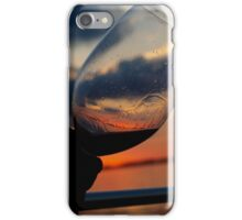 A Sunset Toast iPhone Case/Skin