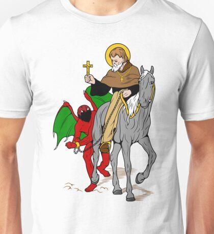 ST ROBERT THE ABBOT Unisex T-Shirt