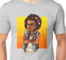Such a damn cute little girl Unisex T-Shirt