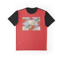 Calla Lily With Painting Graphic T-Shirt