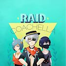 Raid Coachella by nickelcurry