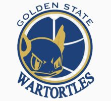 Golden State Wartortles  by samjones24