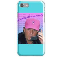 trumpwave 2k16 iPhone Case/Skin