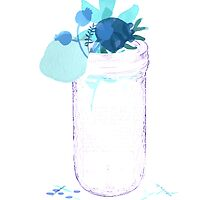 Floral Arrangement by JessicaADesign