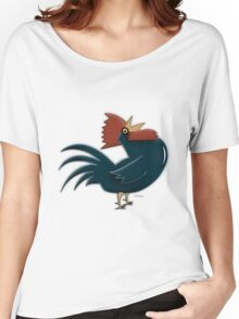 Blue Rooster Women's Relaxed Fit T-Shirt