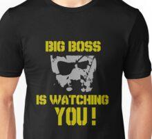 Big Boss - MGS design Unisex T-Shirt