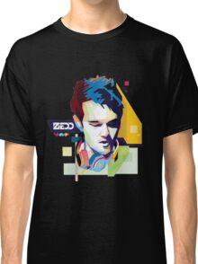 zedd Vrctor Skecth Classic T-Shirt