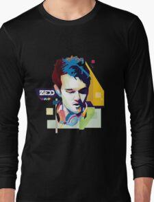 zedd Vrctor Skecth Long Sleeve T-Shirt