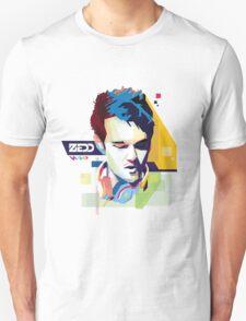 zedd Vrctor Skecth Unisex T-Shirt