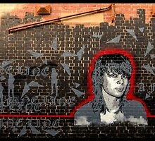 Chrissy Amphlett Tribute by bekyimage
