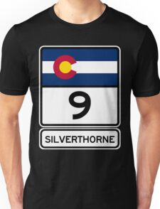 CO-9 Silverthorne Colorado Unisex T-Shirt