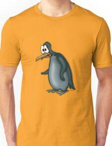 A Blue Penguin Unisex T-Shirt