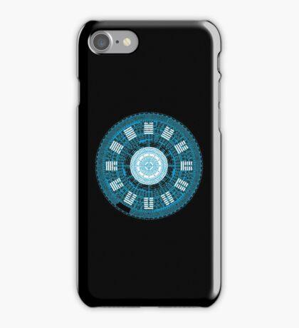 the tao of tony stark iPhone Case/Skin