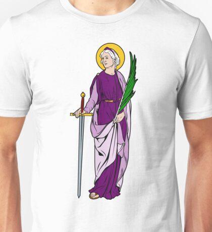 ST SABINA OF ROME Unisex T-Shirt
