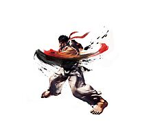 Ryu - Street Fighter Photographic Print