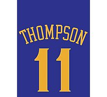 Klay Thompson Photographic Print